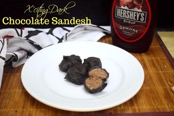 Xciting Dark Chocolate Sandesh