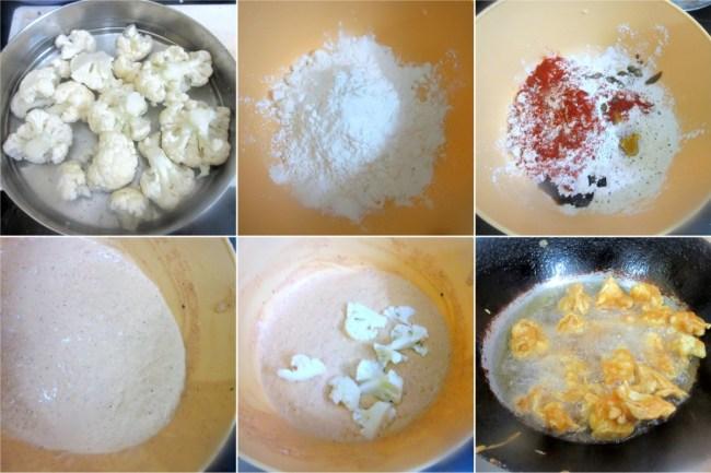 How to make Chilli Gobi 1
