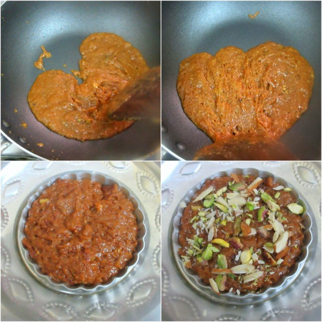 How to make Khoya Burfi 2