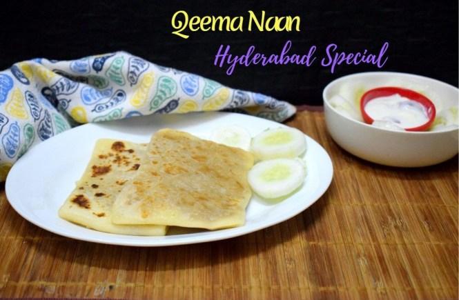 Qeema Naan