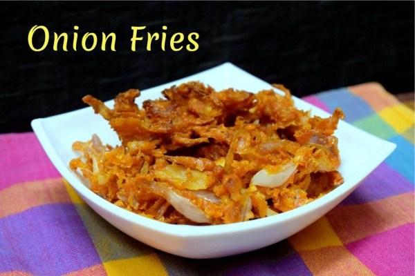 Onion Fries