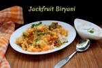 Jackfruit Biryani