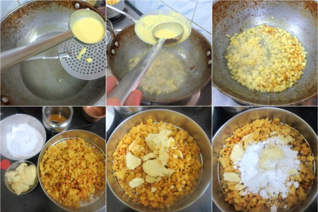How to make Gatuo Ladoo 2