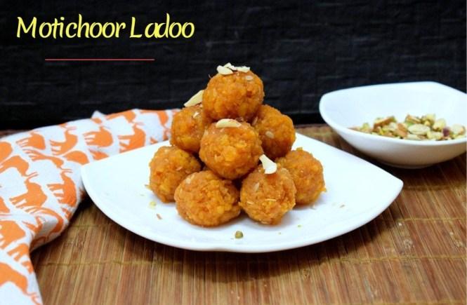 Motichoor Ladoo