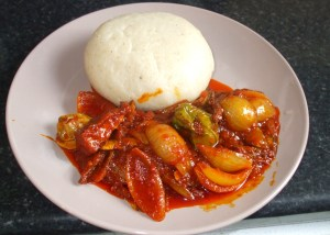 etsew with aborbi stew