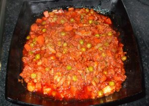 Corned Beef and Vegetables Stew