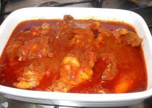 KKs Chicken Garam Curry