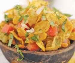 cornflakes-bhel