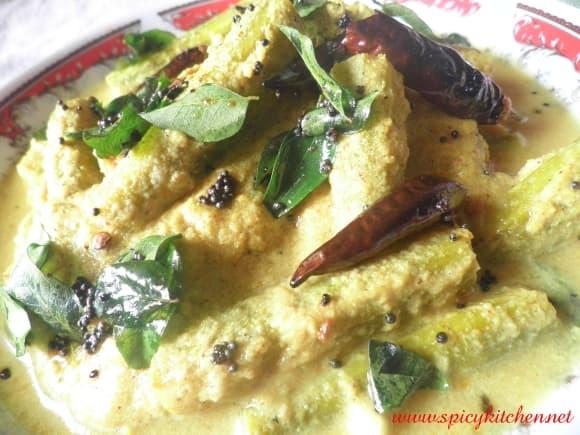 Muringakka Moru Kalan  | Drumstick Curd Curry