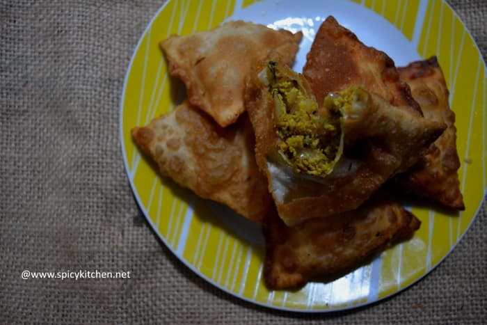 Chicken samosa | how to make chicken samosa