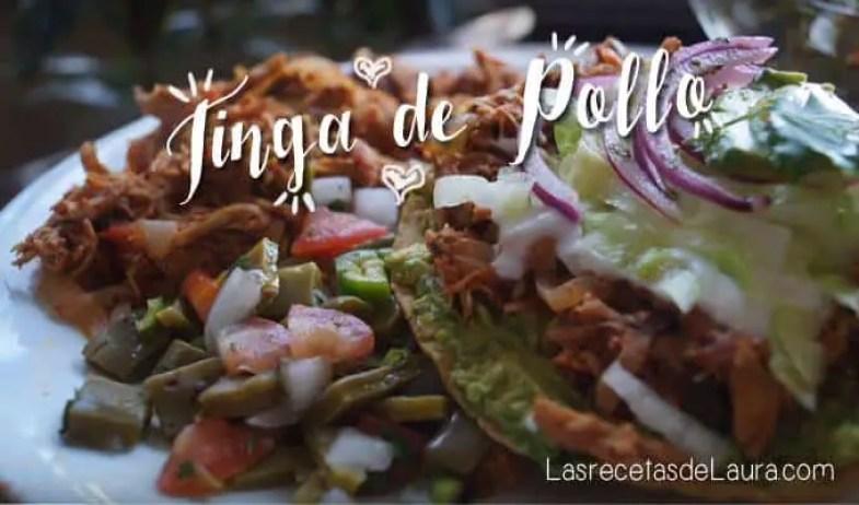 Chicken tinga Recipe - spicy latina mom - Mexican Food