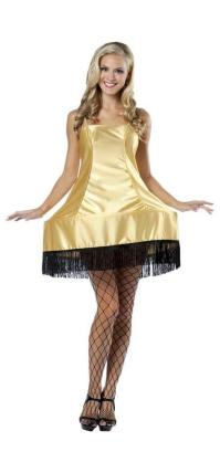 Leg Lamp Dress Costume - SpicyLegs.com