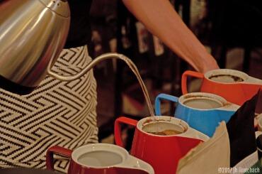 Kaffee trifft Gewürze