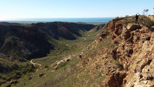 Cape Range National Park - die andere Seite