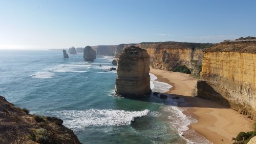 12 Apostel auf der Great Ocean Road
