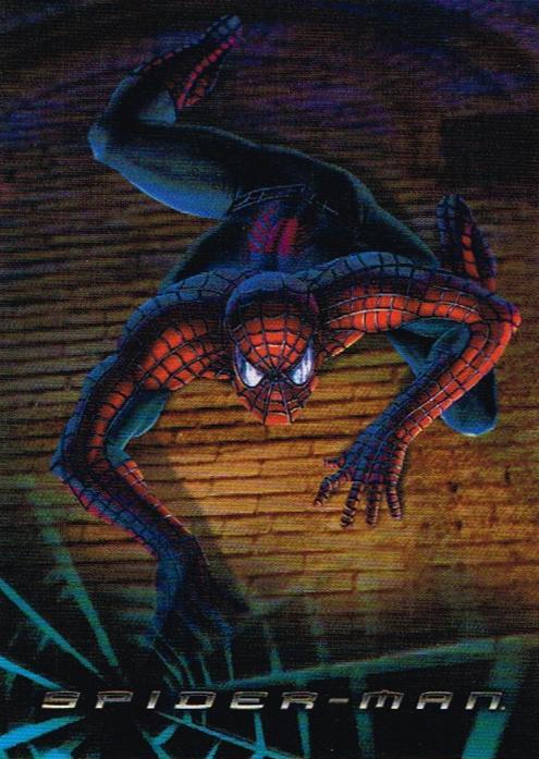 2002 Spider Man Fla Vor Ice Promo In Cards Gt Promo Cards
