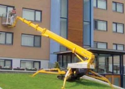 Omme 2750 RBDJ – 27m Reach Stick
