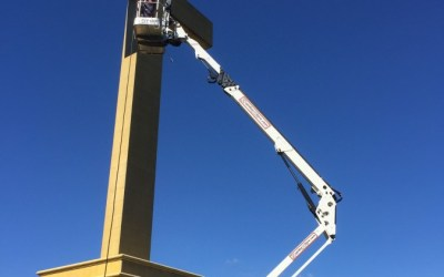 Spider lift hire Melbourne
