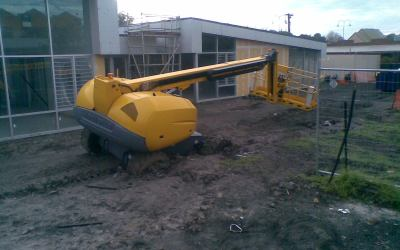 Boom Lift Hire. Get the RIGHT boom lift for your job.