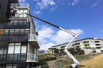 Monitor 2714 Spider Lift