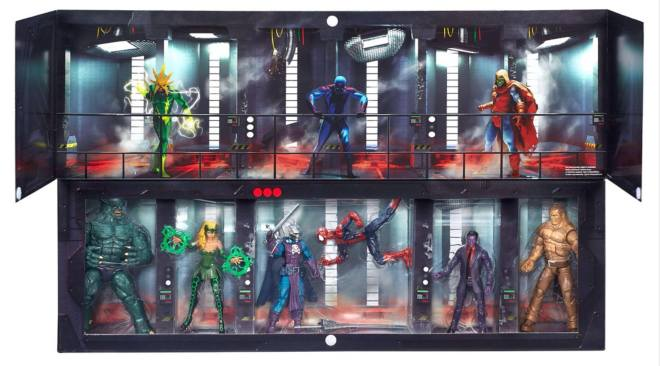 SDCC 2016 Spider-man collectables breakdown