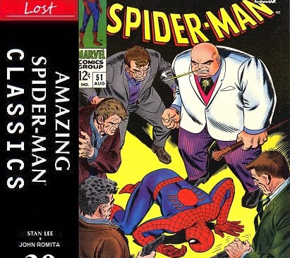 """Amazing Spider-Man Classics """"Lost"""" Episode 39"""