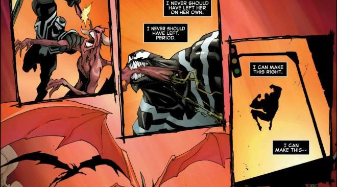 Venom: Spaceknight #13 Final Issue Review