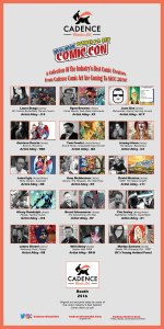 NYCC 2016 Artist Alley 2