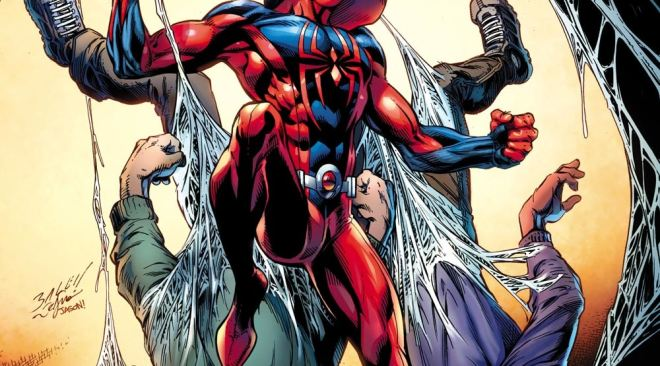 Ben Reilly Returns With A Hoodie
