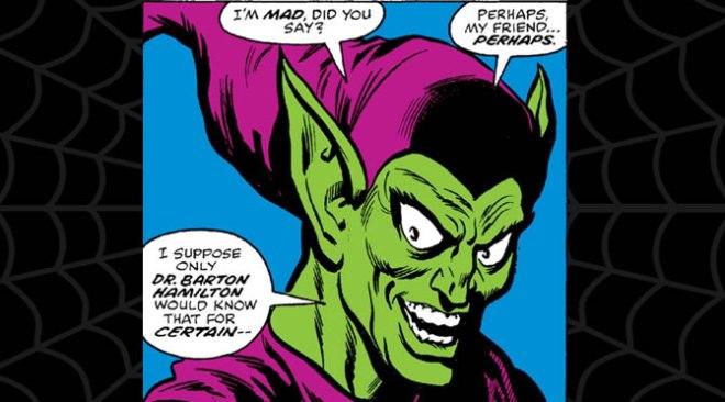 Cobwebs #33: Villain Profile - Bart Hamilton
