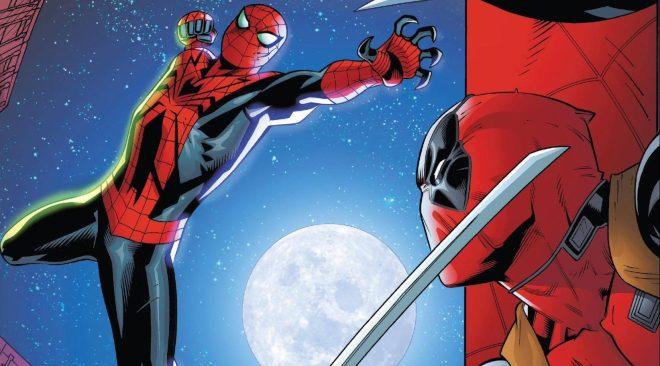 Spider-man/Deadpool 17#