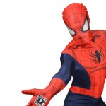 Spider-Man Morphsuit