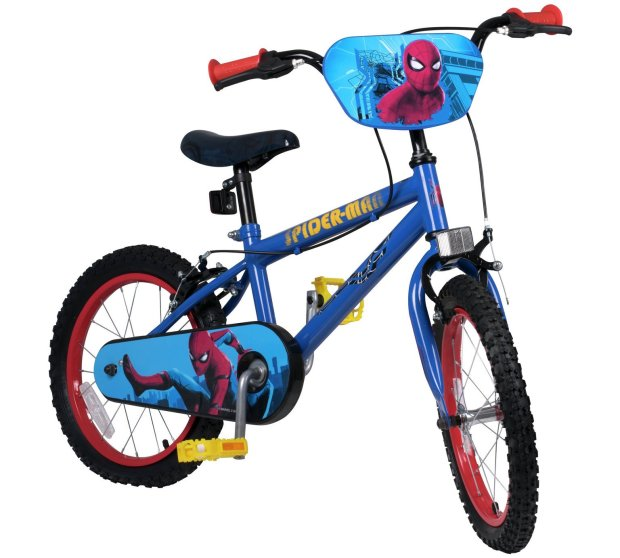Spider-Man Homecoming Bike