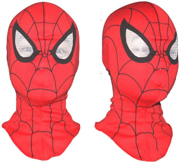 Cheap Spider-Man Mask