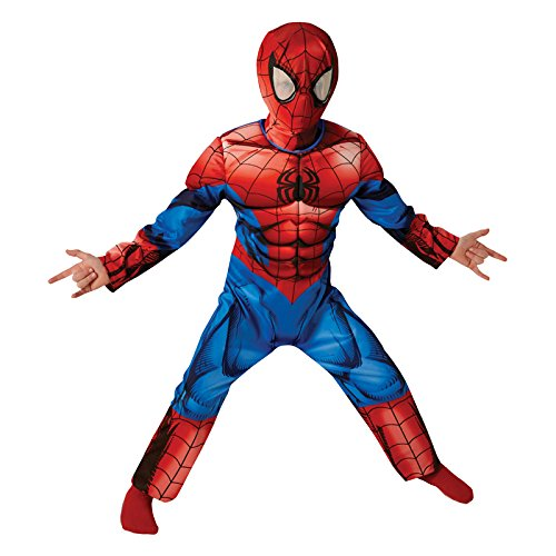 Deluxe Ultimate Spider-Man Costumes for Kids