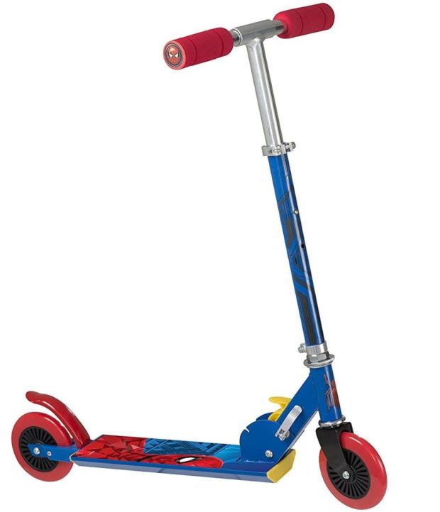 Spider-Man Homecoming Scooter