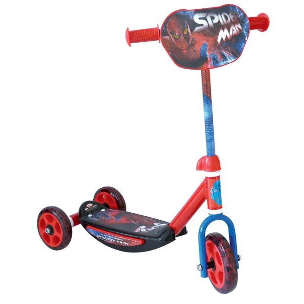 The Amazing Spider-Man Scooter Alternative