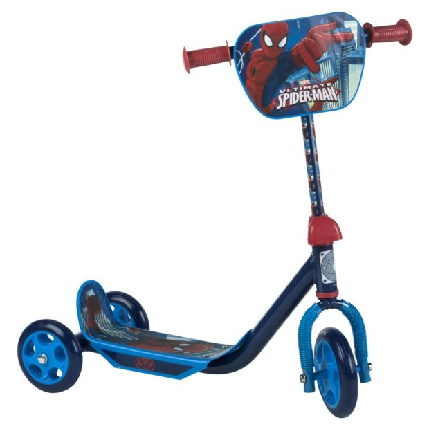 Ultimate Spider-Man 3-Wheel Scooter