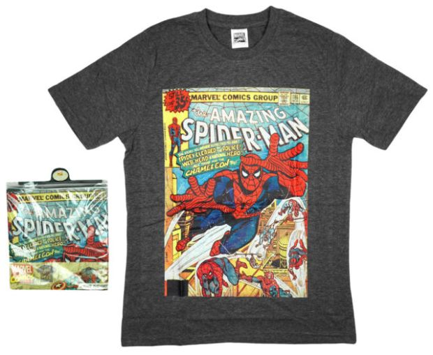 Retro Spider-Man T-Shirt
