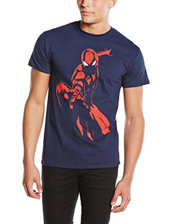 Ultimate Spider-Man Spidey Shadow T-Shirt