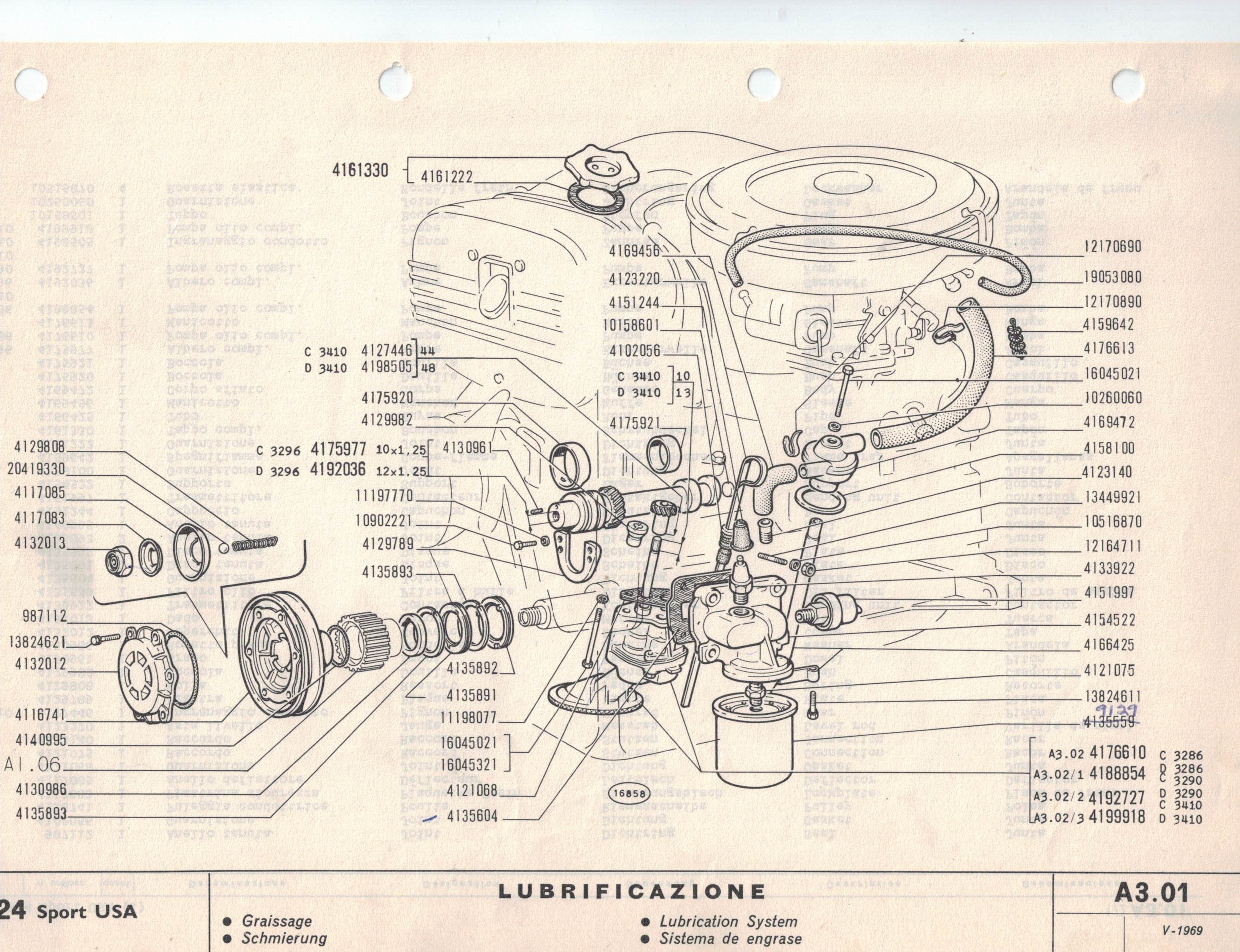 fiat spider wiring diagram club car precedent 12 volt battery 1975 carburetor