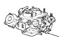 FIAT X1/9 PARTS fuel pump carburetor