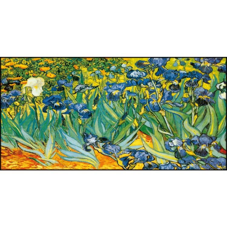 Iris di Van Gogh  Quadro alta qualit