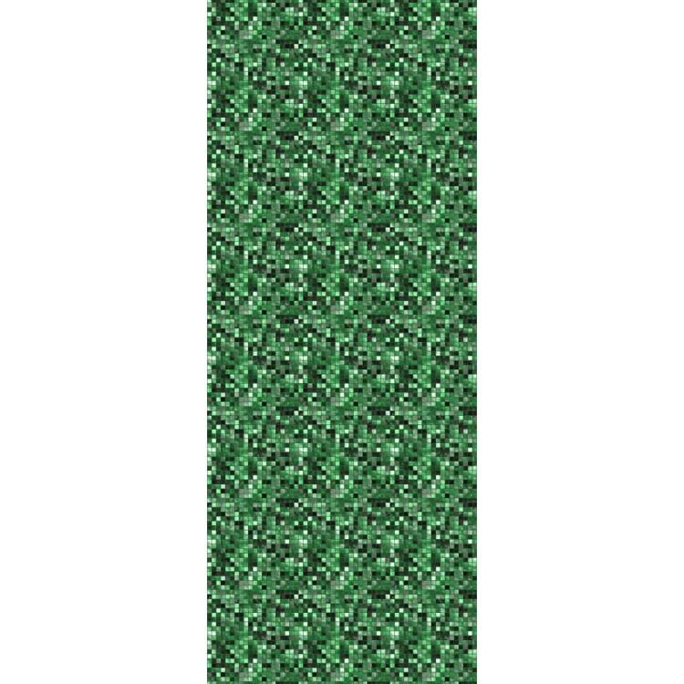 Mosaico Verde  Carta da parati adesiva