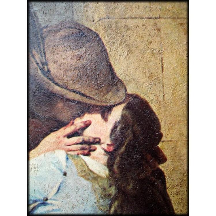 Il bacio di Hayez  Quadro alta qualit