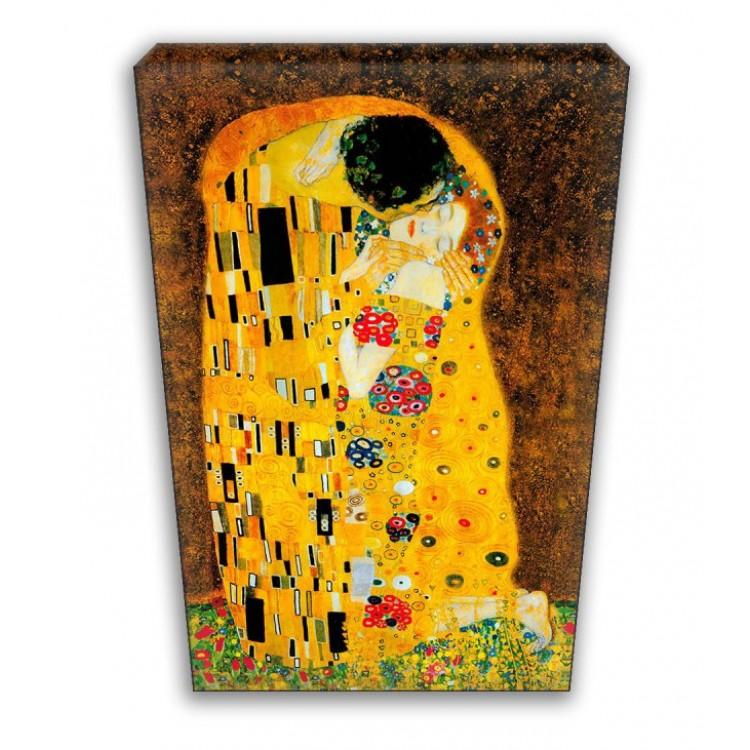 Il Bacio di Klimt  quadro alta qualit by Lupia