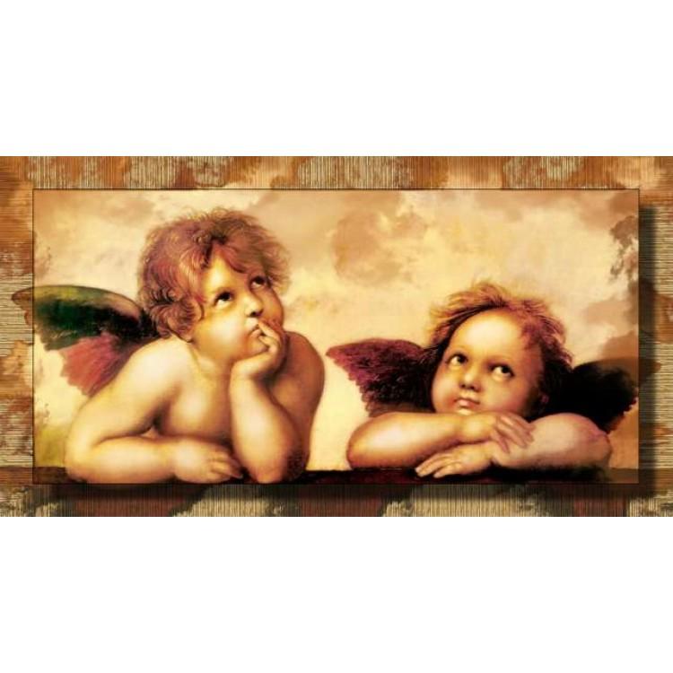Quadro degli angioletti di Raffaello Sanzio