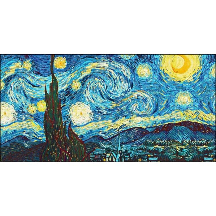 Notte stellata di Van Gogh  Quadro alta qualit