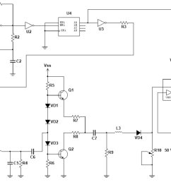 voltage to frequency converter circuit diagram nonstopfree wiring remote temperature to frequency converter circuit schematic diagram [ 1167 x 767 Pixel ]
