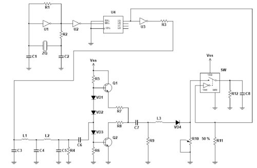 small resolution of voltage to frequency converter circuit diagram nonstopfree wiring remote temperature to frequency converter circuit schematic diagram